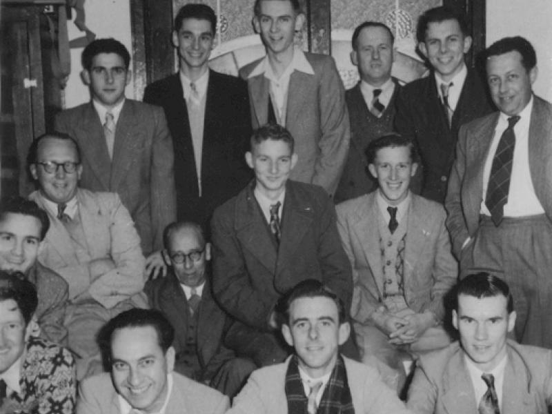 WA VHF Group 1955