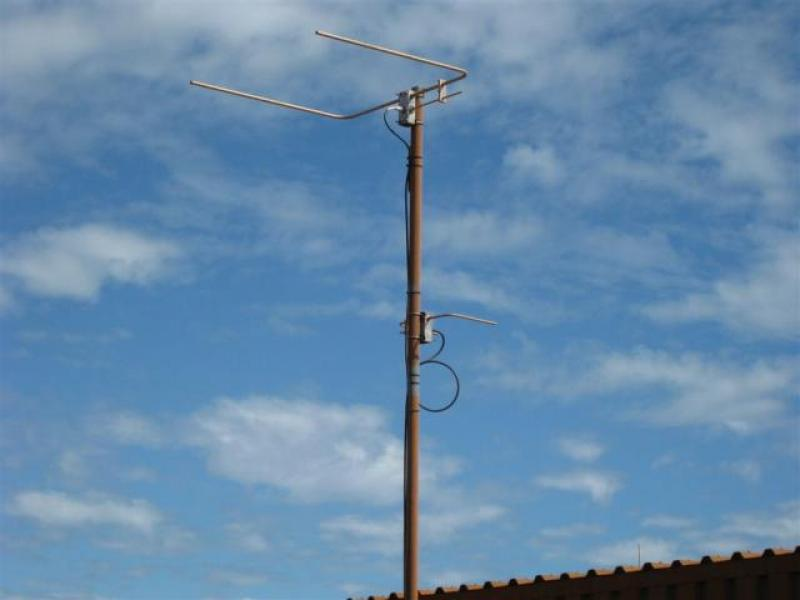 VK6RSW Dampier 6m and 2m beacon